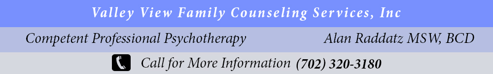 Family counseling and couple's therapy near me in Las Vegas