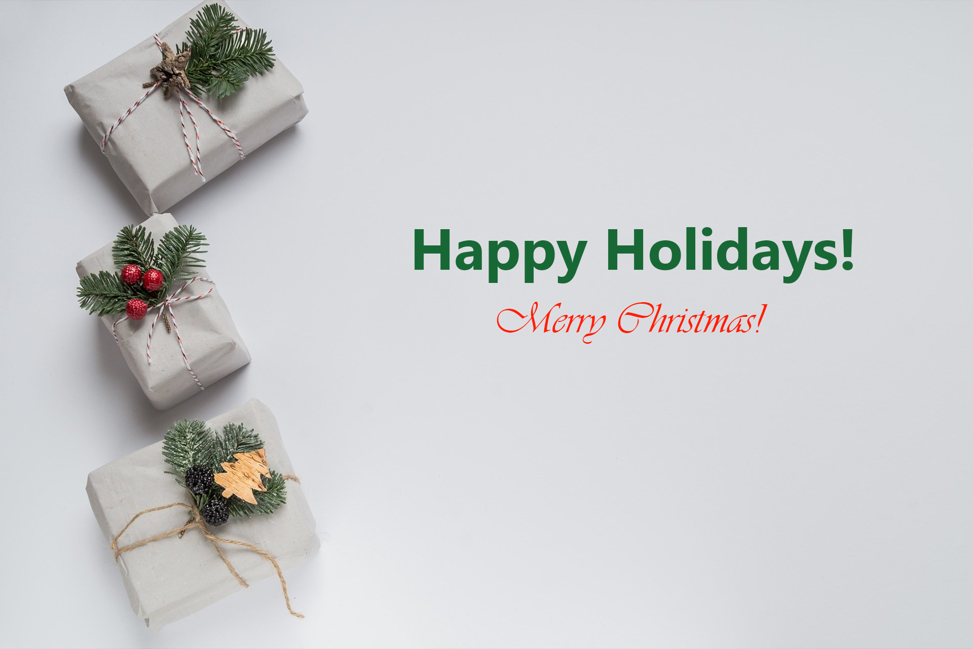 Happy Holidays! Don't let addiction interfere with your hapiness this holiday season! Get help with addiction therapy!