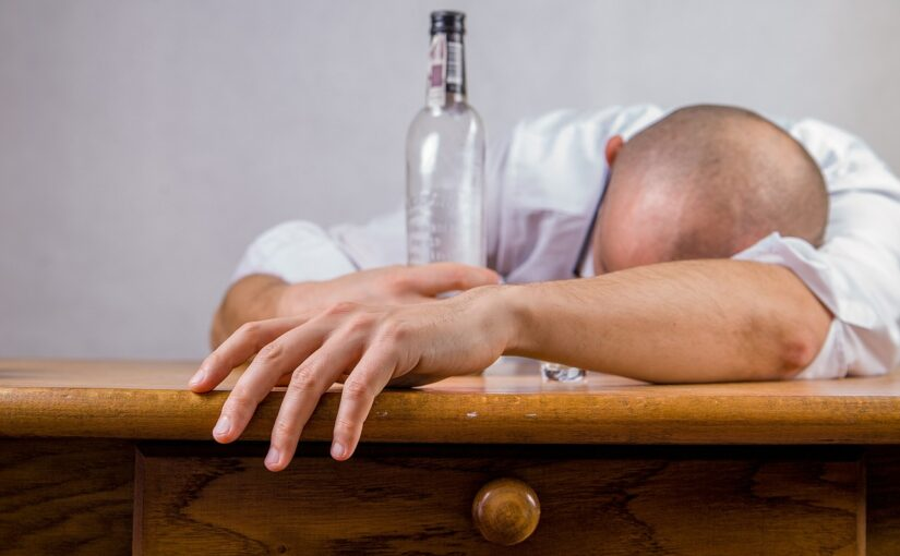 Psychotherapy for treatment of alcoholism